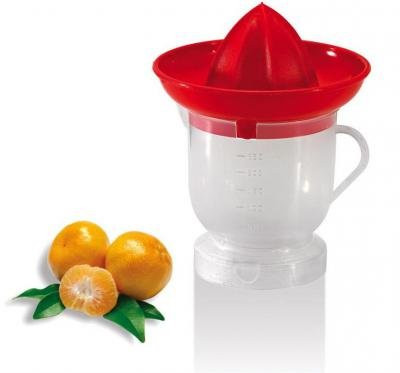 Actionware orange juicer small hand operated